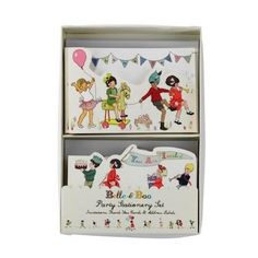 Belle & Boo - Invitations and Thank You Notes