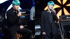 JYJ's Junsu Sheds Tears During First Korean Music Show Filming in 6 Years