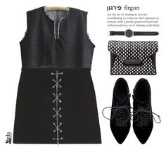 """firgun"" by mihreta-m ❤ liked on Polyvore featuring Michael Kors, Givenchy and J.Crew"