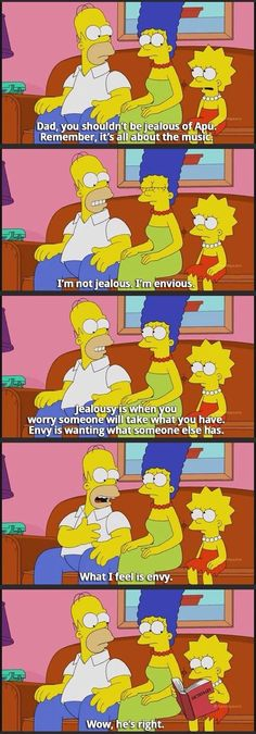 That one time Homer was right