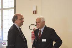 Emilio Di Cristofaro (AILM Milano) e Marco Diotalevi (vice presidente AILM)