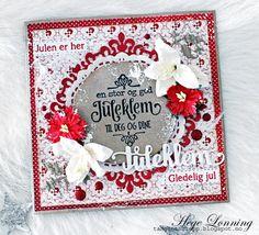 papirdesign-blogg Frame, Christmas, Home Decor, Cards, Picture Frame, Xmas, Decoration Home, Room Decor, Navidad