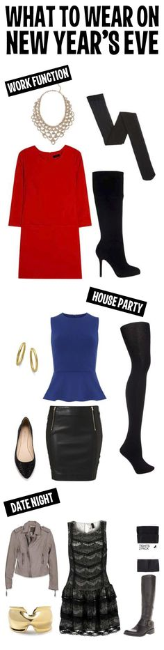 Do You Have Your Outfit Picked Out For New Year's Eve? Check Out