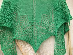 Fields of Malachite----- Pattern by Anna Dalvi from Ancient Egypt in Lace and Color