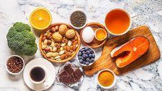 Zdravá a vyvážená strava s nižším obsahem nasycených tuků hraje zásadní roli v prevenci mnoha stavů Pretzel Bites, Bread, Cheese, Food, Turmeric, Brot, Essen, Baking, Meals