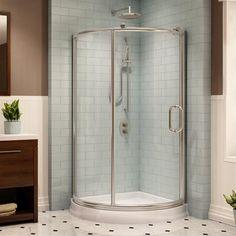 fleurco products frm36 roma arc corner shower enclosure
