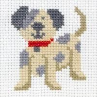 Anchor 1st Cross Stitch Kit: 10003 Toby