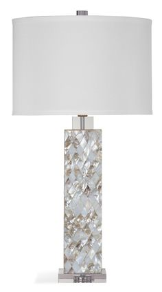 "Throughly Modern Canova 29"" H Table Lamp with Drum Shade"