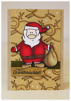 Ein Weihnachtsmann!!!