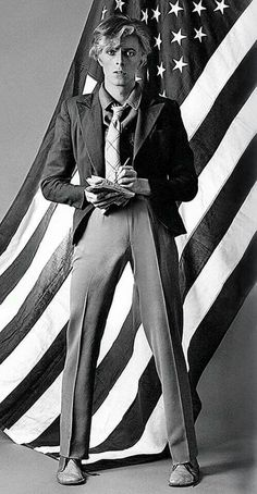 "vezzipuss.tumblr.com — David Bowie, Young Americans"", Circa 74"