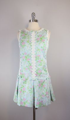 vintage 60s LILLY PULITZER dress / scooter by archetypevintage