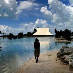 """Kiribati climate change refugee told he must leave New Zealand """"A man seeking to be the world's first climate change refugee has been booked on a flight home to Kiribati on Wednesday."""" 