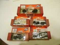 Roco-Willys-US-Jeep-MB-Kaiser-GPW-CJ-Military-Trailer-H0-1-87-Wiking-Minitanks