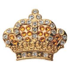 Navika Ladies Royal Crown Ball Markers(#CL006)