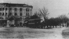 stazione Cadorna nel 1890 ca.