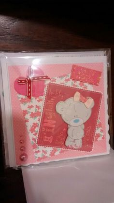 Tiny Tatty Teddy by TansCards