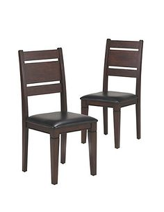 2 Alexa Dining Chairs Furniture
