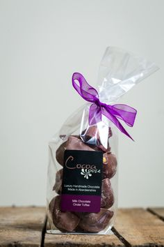 Delicious cinder toffee pieces individually coated in milk chocolate.  Made by Cocoa Ooze and available to buy online at http://www.cocoa-ooze.co.uk/chocolate/cinder-toffee-and-fudge/