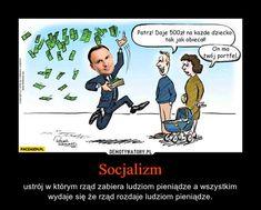 Socjalizm Memes, True Stories, Haha, Geek Stuff, Family Guy, Peace, Entertaining, Humor, Education