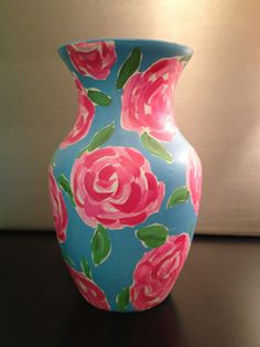 Preppy Lilly Pulitzer First Impression inspired by morningtearose, $15.00