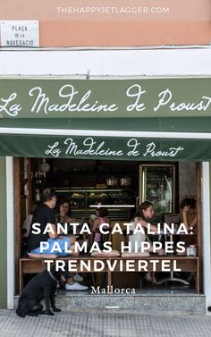 Santa Catalina is the new hotspot with bars, restaurants and clubs in Palma de Mallorca! Find out more!