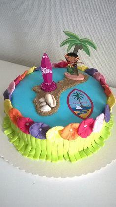 Cake Design Ile de Guam par Nathv66