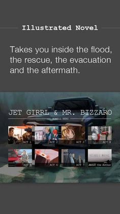 An illustrated mobile book inspired by real life events. Written by Nowell Berg.