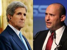 Bennett: Kerry is not an anti-Semite, America is Israel's greatest ally - To read 2/16/14 Jerusalem Post article, click http://www.jpost.com/Diplomacy-and-Politics/Bennett-Kerry-is-not-an-anti-Semite-America-is-Israels-greatest-ally-341634