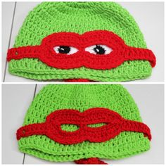 #Crochet this hat for every little boy in your life. It is sure to become one of their favorites. Using medium weight yarn. It can be made with acrylic, wool...