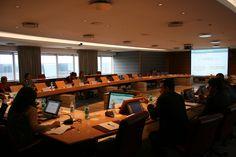 Delegazione del Ministero della Previdenza sociale brasiliano