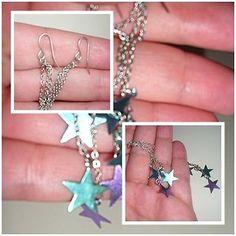 Damen #Ohrringe - #Modeschmuck Hängerchen/Silber #Sterne | #eBay  #VERKAUFT