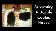 Misc Techniques--Separating Double Coated Fleece