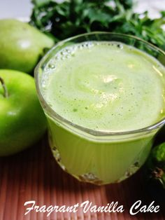 Clean Green Juice