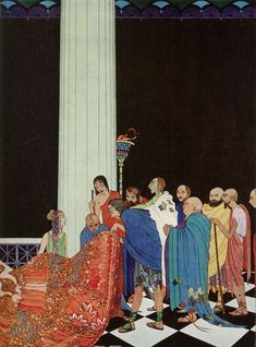 Circe's Palace, Virginia Frances Sterrett