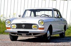 Peugeot 404 coupé - 1967
