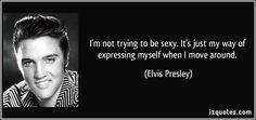 Photos  of Elvis Presley on Pinterst | Elvis Presley Quote