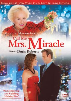 Hallmark Christmas movies!!!! I luv the Mrs Miracle movies.  Debra Macomber is an awesome writer