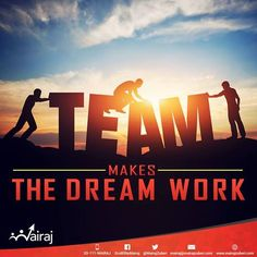 Every entrepreneur, businessman or an organisation has a dream or a goal. In order to achieve that, they require a team. Individual efforts count for a lot, but a dedicated team with a strong leader is the icing on the cake. A combined effort goes a long way in securing the objectives. #Mairaj #Olevel #Alevel #CIE #Economics #Business #AskMAIRAJ