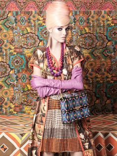 Patterns by Duber Osorio - so 1960s!  |  ModernSalon.com