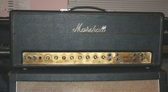 Marshall JTM 100 Super PA Amplifier 1967 Black | Reverb