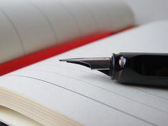 Füller, Kalender, Notizbuch, Schreiben, Tagebuch
