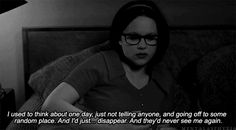 "When you were feeling REALLY low: | 21 ""Ghost World"" Quotes That Defined Your Adolescence"
