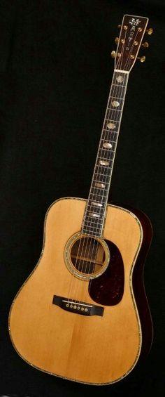 Martin D-45. Great guitar.