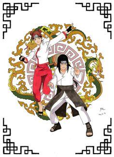Neji And Tenten, Naruto, Team 7, Geek Stuff, Anime, Ship, Geek Things, Cartoon Movies, Ships