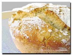 La cocina de Mesilda: PAN CRUJIENTE EN 12 HORAS