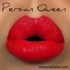 "Coloured Raine Lipstick in ""Persian Queen"""