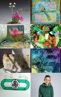 Garden Magic by Michela on Etsy--Pinned with TreasuryPin.com