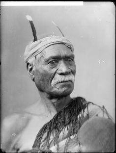 Terewi - Photograph taken by William Henry Thomas Partington ca 1990