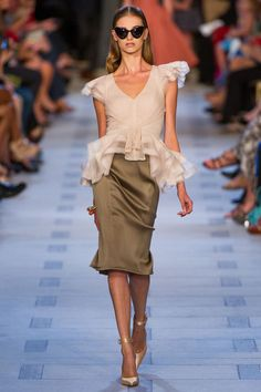 Zac Posen  2013 READY-TO-WEAR