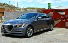 2015 Hyundai Genesis: That was Then, This is Next